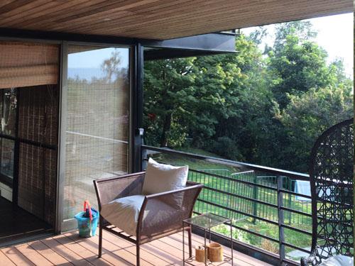 Fotos de pergolas de madera para terrazas example - Pergolas de madera fotos ...